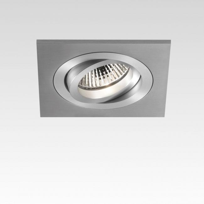 Circle S1 Empotrable QR-C51 50W Aluminio gris