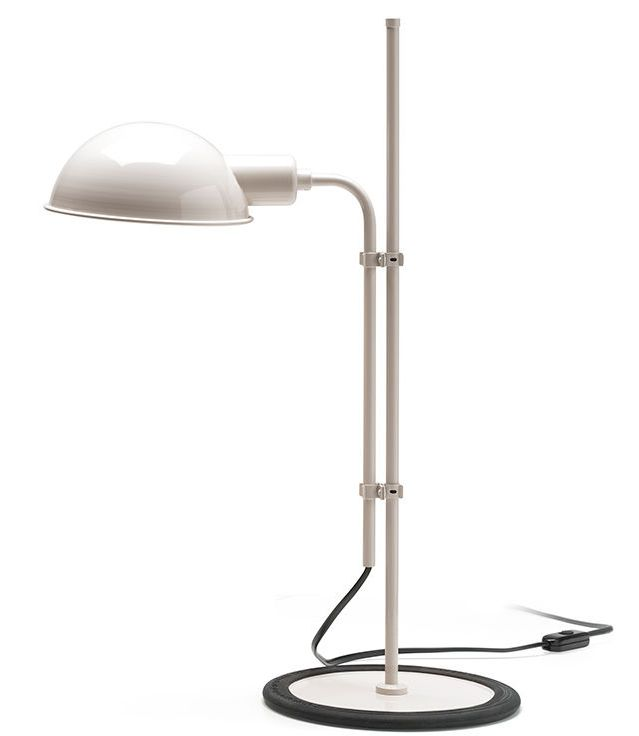 Funiculí­ S Table Lamp E14 46W White