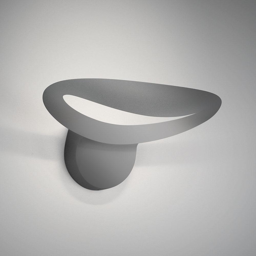 Mesmeri Wall lamp Halogen R7s 1x230w Silver