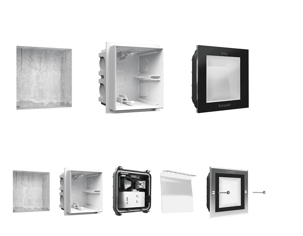 Faci Flush-mounted box 36