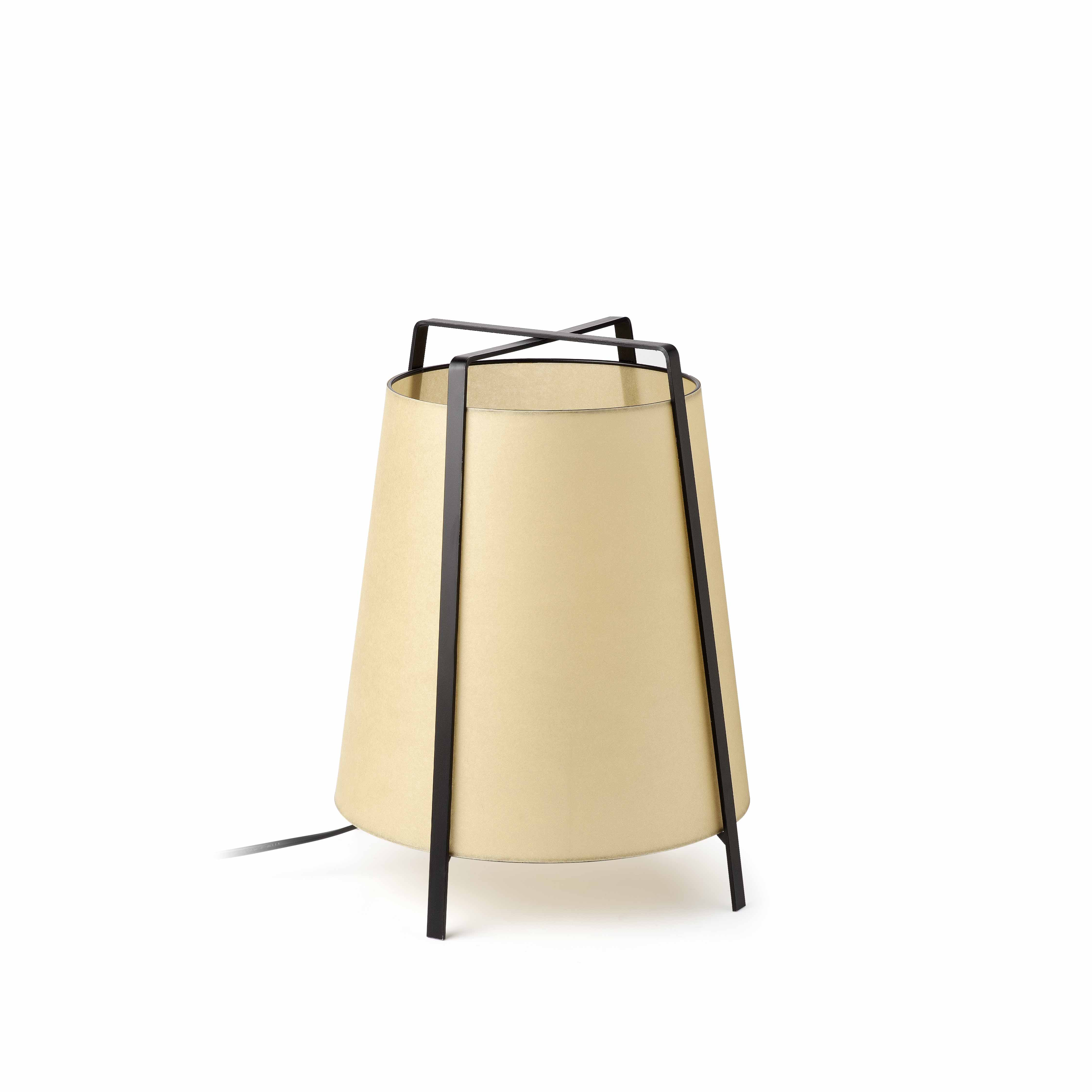 Akane G Table Lamp beige E27 20w