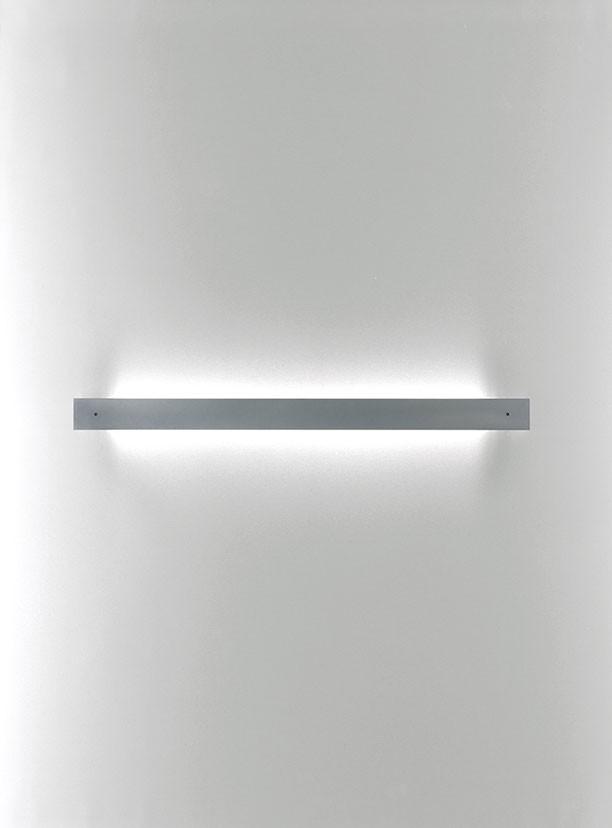 Marc W70 Aplique una luz G5 1x24w Blanco satinado dimer