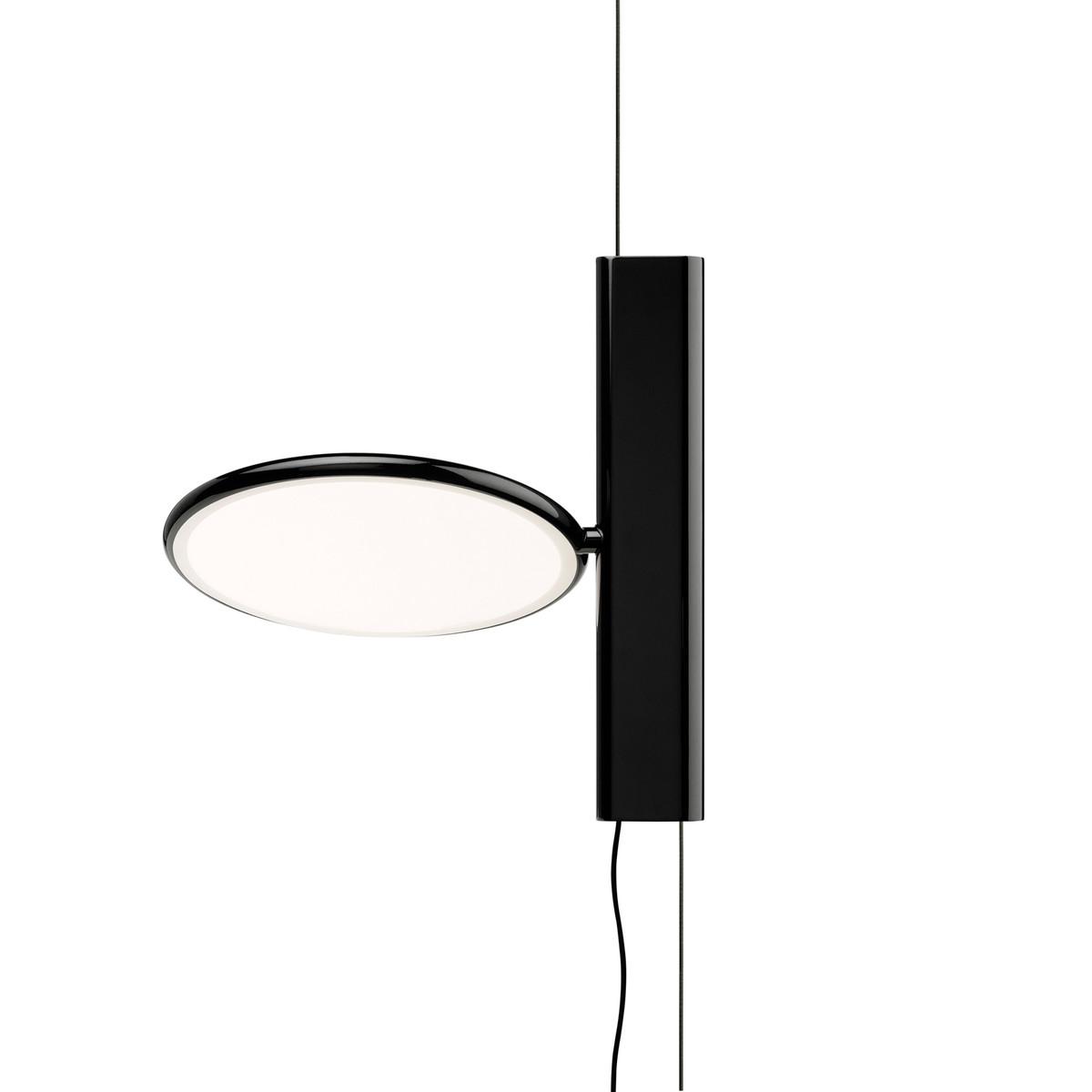 OK Lámpara Colgante 18W Negro