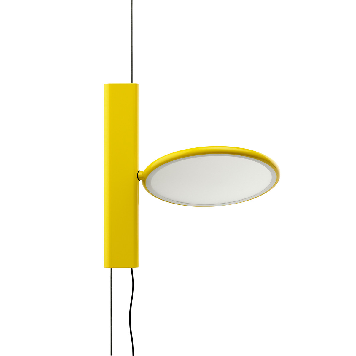 OK Lámpara Colgante 18W Amarillo