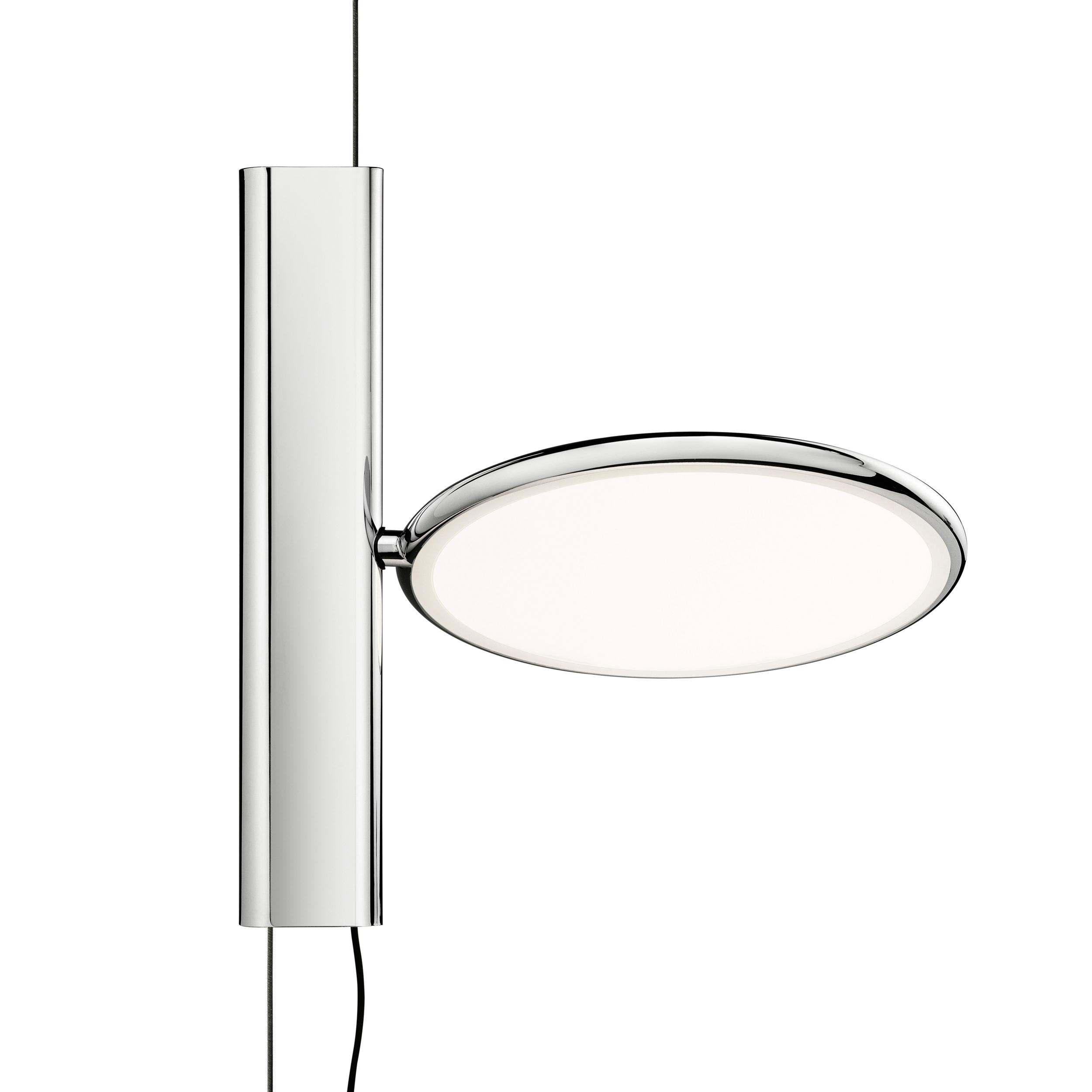 OK Lámpara Colgante 18W Cromo