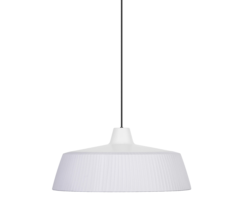 Woody Lámpara colgante E27 2x22W Blanco