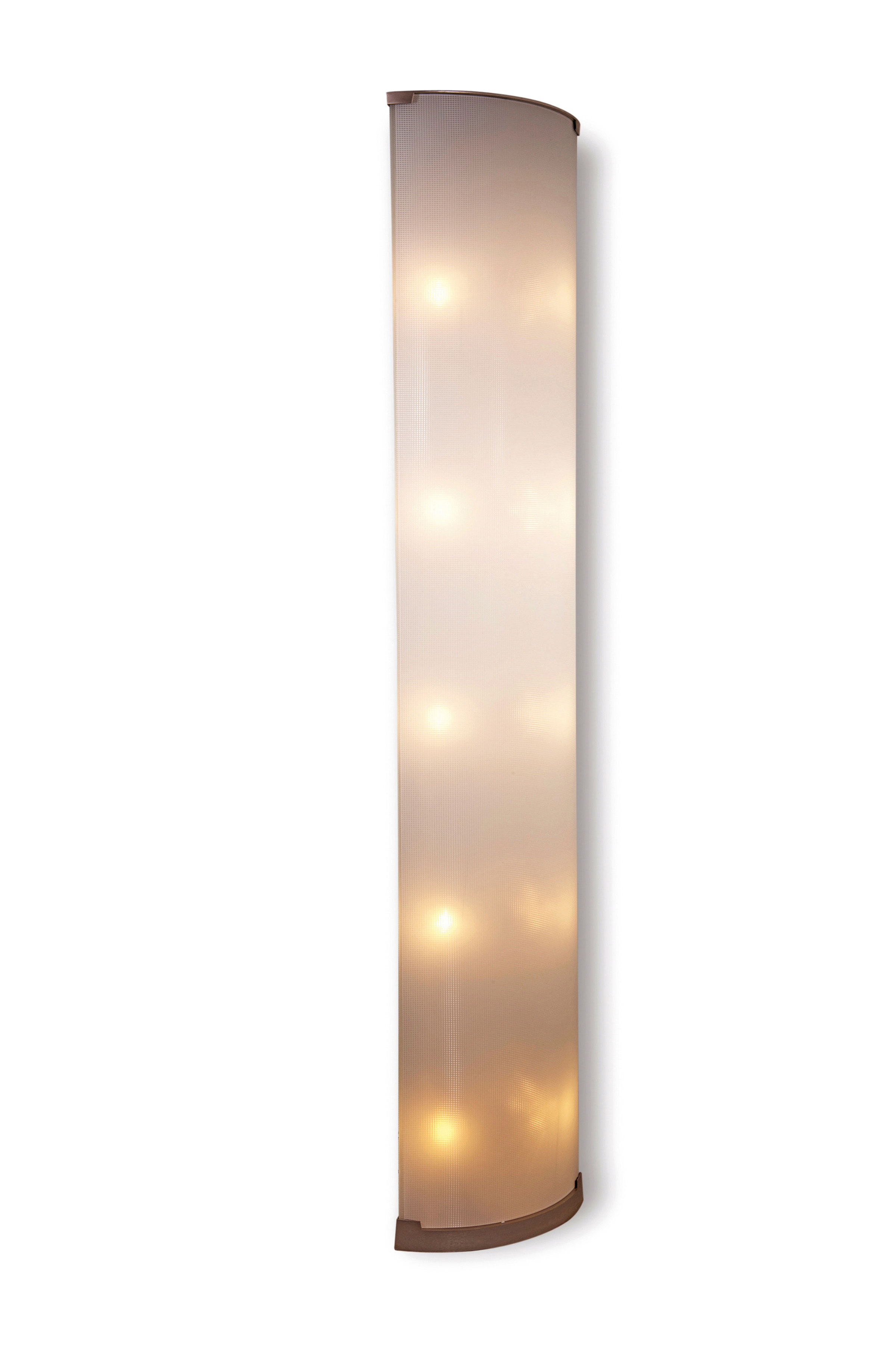 Pirellone Lámpara de pie 10×40W Blanco