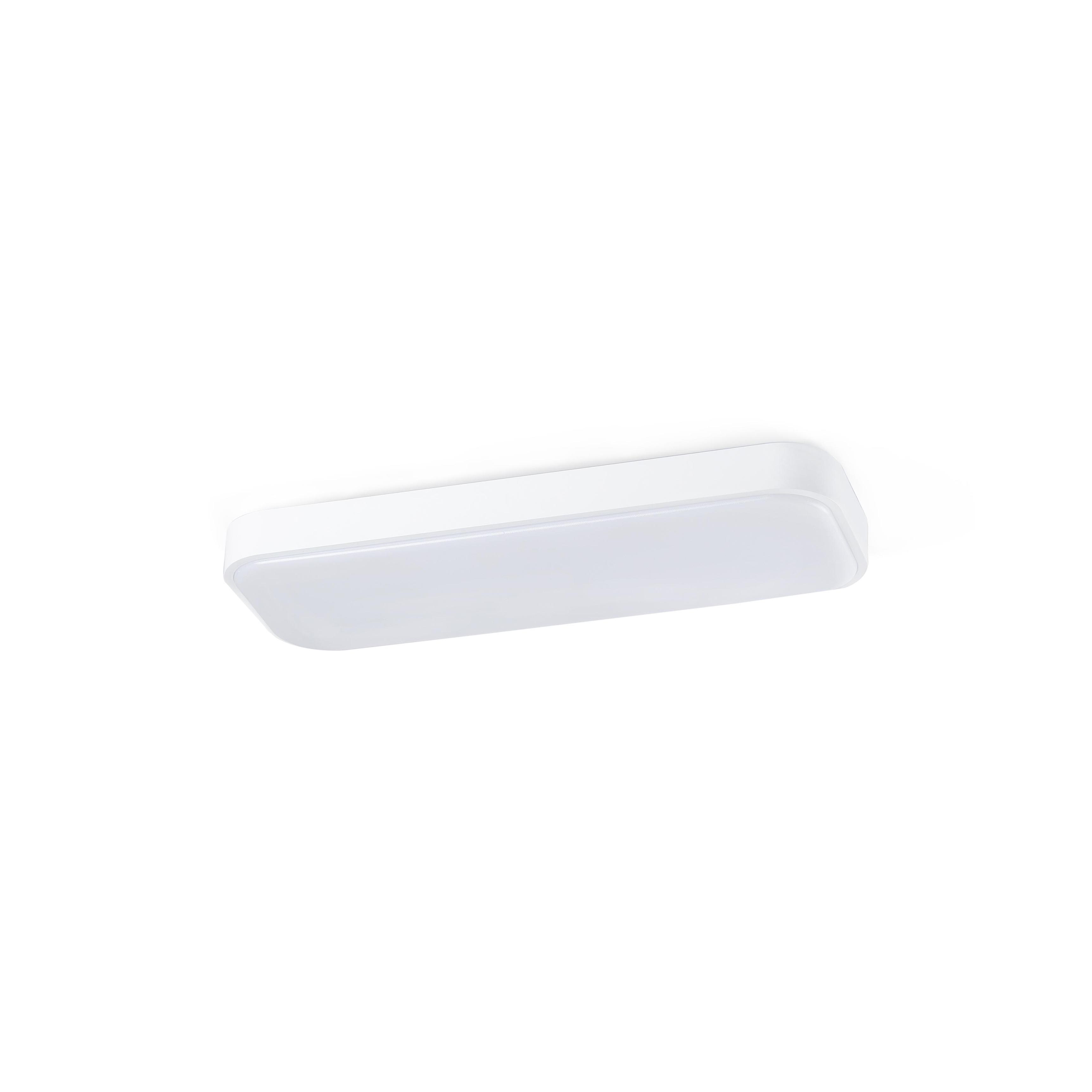 Sogo-4 plafonnier LED 60W 4000K Blanc