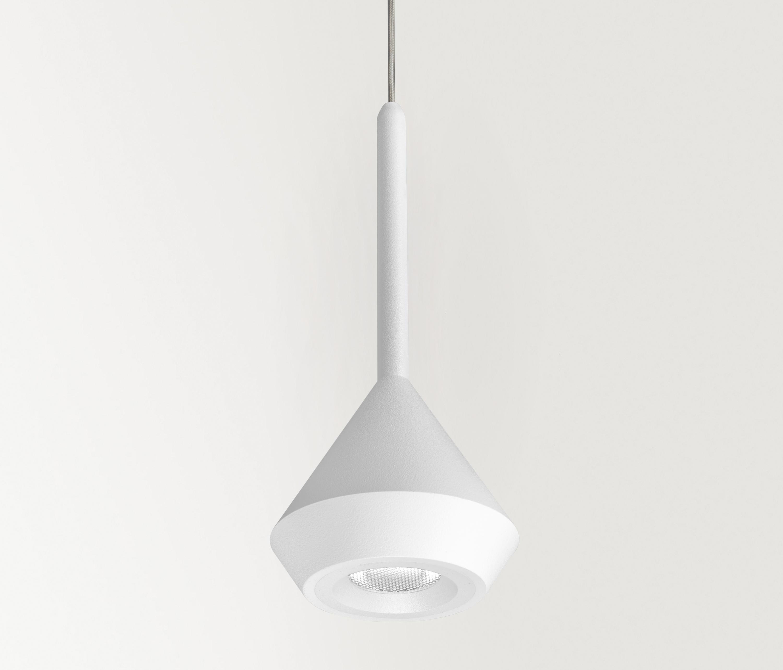 Spin Lámpara Colgante Base 2M LED 7W Blanco