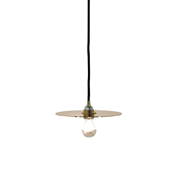 Disco 15Ø Lámpara colgante E27 60W