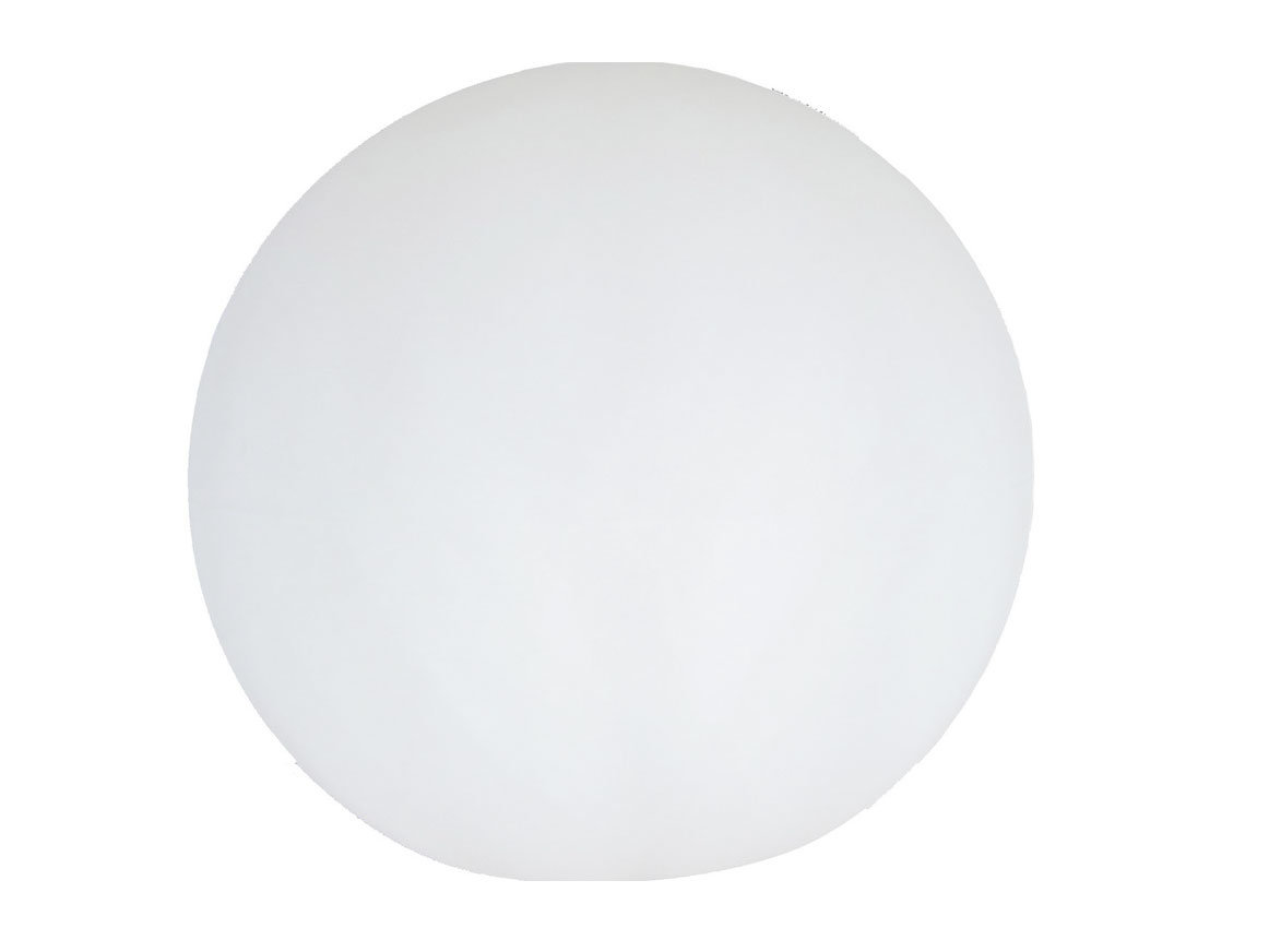 Buly 40 Bola iluminada Exterior luz fría 40x35cm E27 25W
