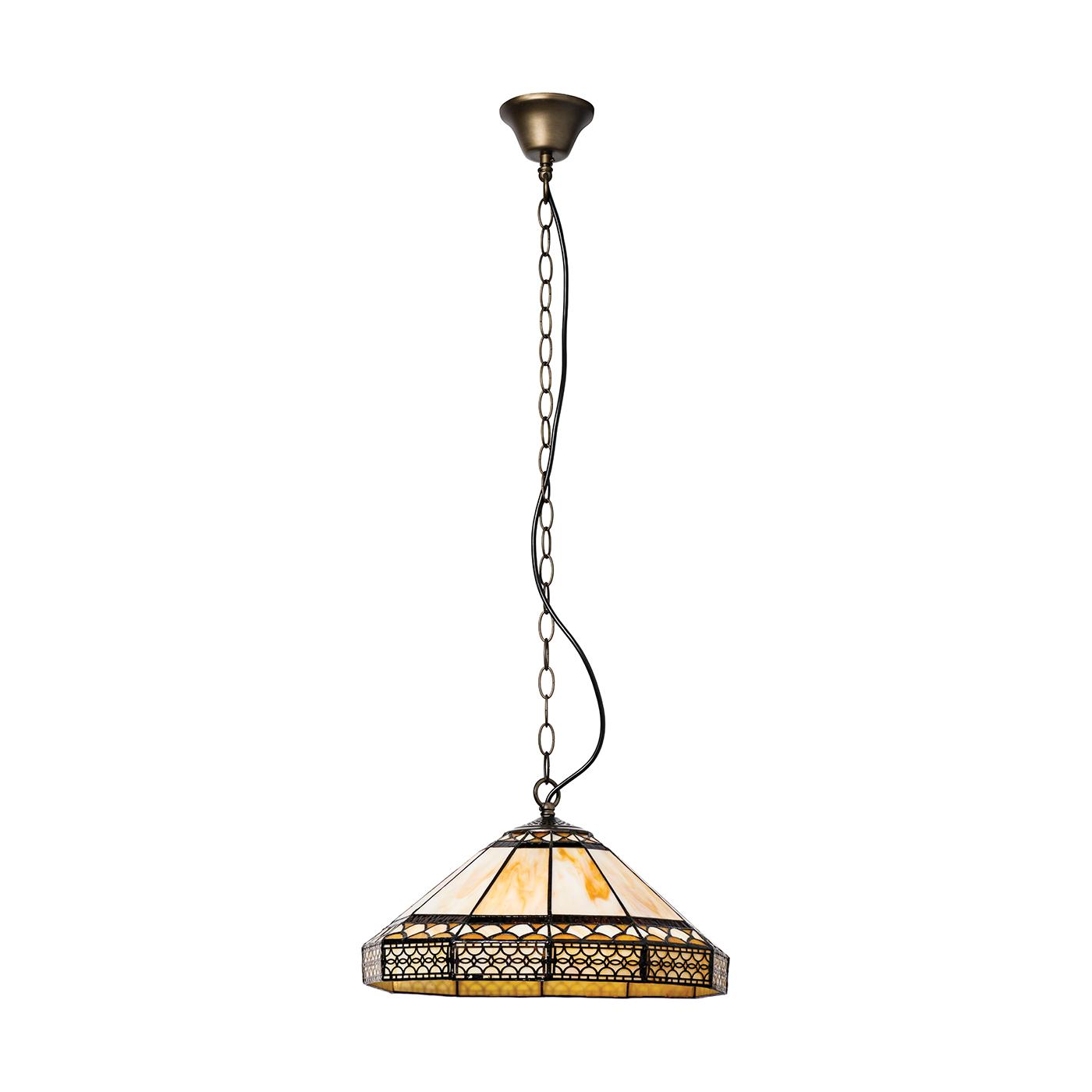 Apolo Lamp Pendant Lamp multicolour 2L E27 40cm