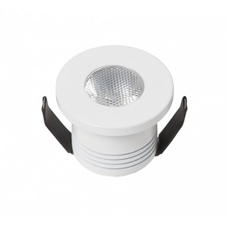 DotFix Micro Round 3W Empotrable blanco 170 Lm 3000 k