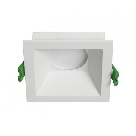 ArumFix Spot Wide Square Empotrable Módulo blanco sin luz
