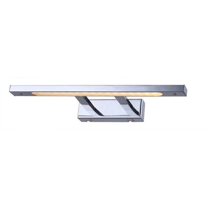 Iluminacuadros Aplique Cromo LED 3,6W