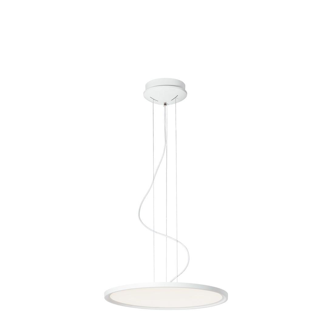 Volea Lámpara Colgante blanco 26W LED