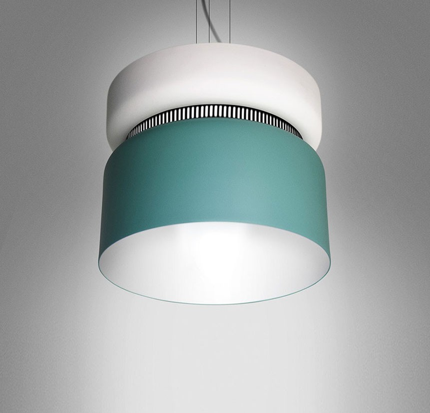 Aspen S40 Lampe Suspension Halo 130W
