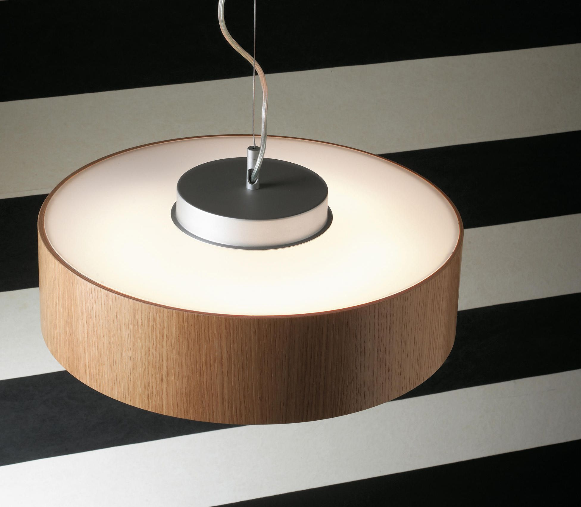 Ronda S Pendant Lamp 2Gx13 55w - white