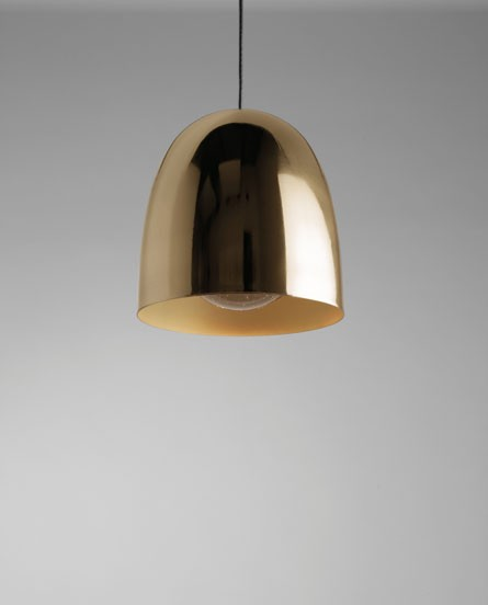 Speers S1 Lámpara Colgante LED 9W - Latón Brillante, latón Satinado