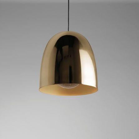 Speers SR6 Lámpara Colgante LED 6x9W - Latón Brillante, latón Satinado