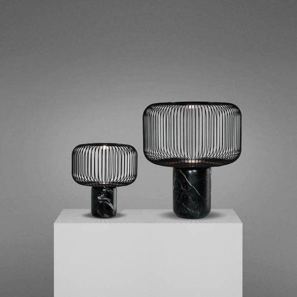 Keshi T30 Table Lamp LED 9W - Black mate