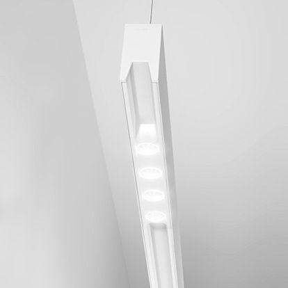 Anvil System FLUO Perfil Modular dimmable 90 - white