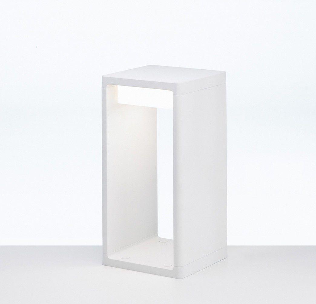 Frame S Faro Esterna Fluo 2x7W G7 - Grigio