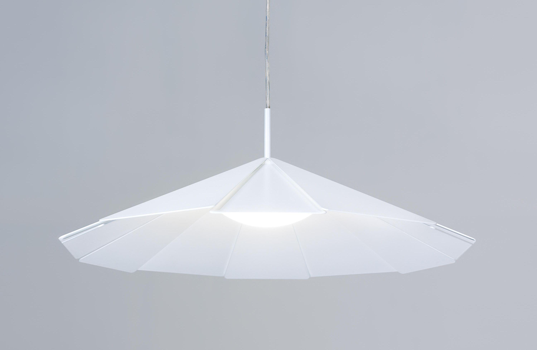 Pam Lámpara Colgante Ø411mm LED 16W Blanco