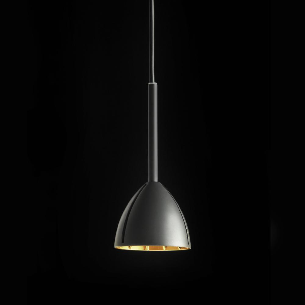 Kask Colgante LED 7W Lacado gris