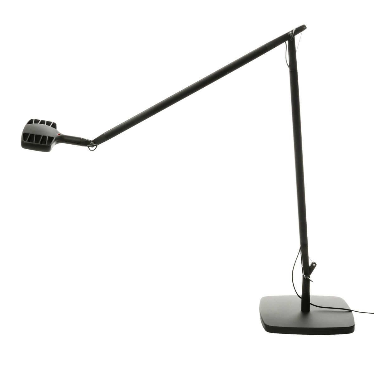 Otto Watt (Solo Structure) Table Lamp LED 10W Dimmer - Black claro