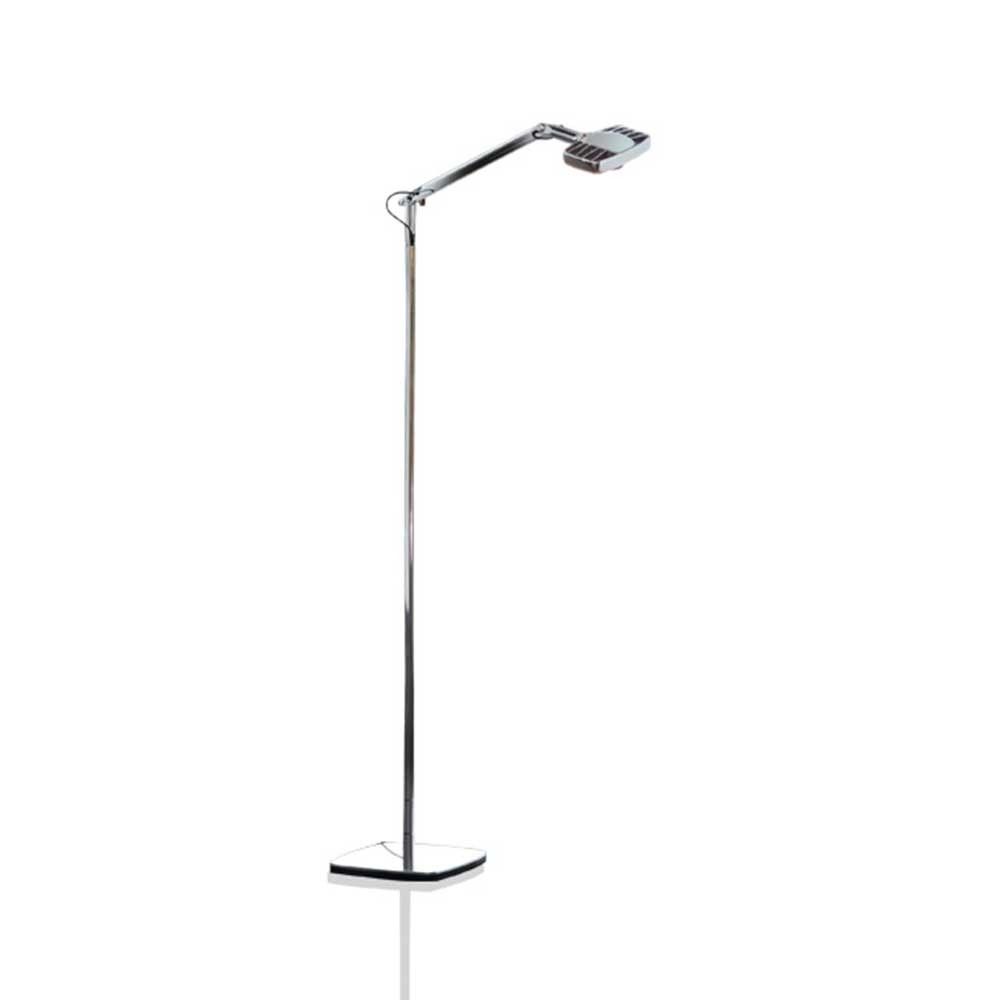 Otto Watt (Solo Structure) Floor Lamp LED 10W Dimmer - Mirror