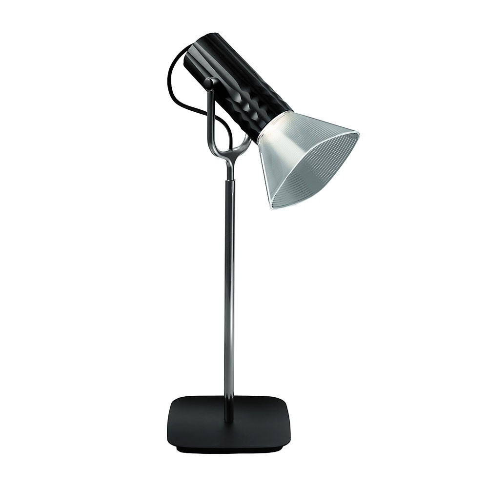 Fiamma Sobremesa LED 8W Negro