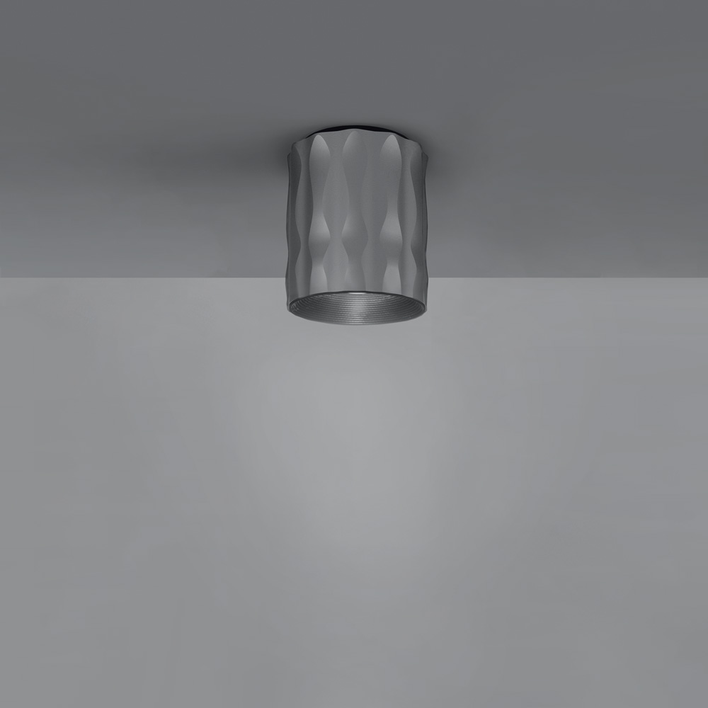 Fiamma 15 Plafón LED COB 20W Gris