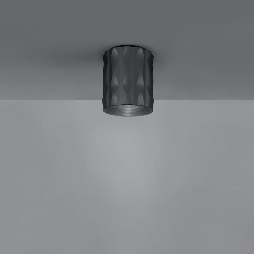 Fiamma 15 Plafón LED COB 20W Negro