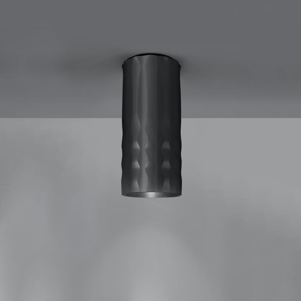 Fiamma 30 Plafón LED COB 28W Negro