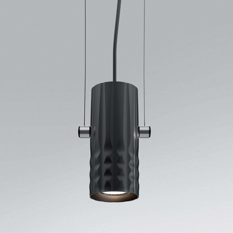 Fiamma Lámpara Colgante LED8W Negro