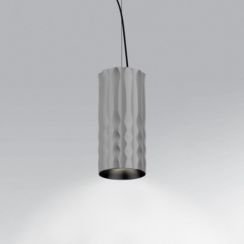 Fiamma 30 Lámpara Colgante LED COB 28W Gris