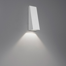 Cuneo Mini Aplique Exterior LED 10W Blanco