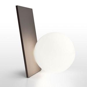Extra T Sobremesa LED 16W regulable - Anodizado bronce