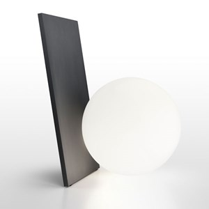 Extra T Sobremesa LED 16W regulable - Anodizado grafito