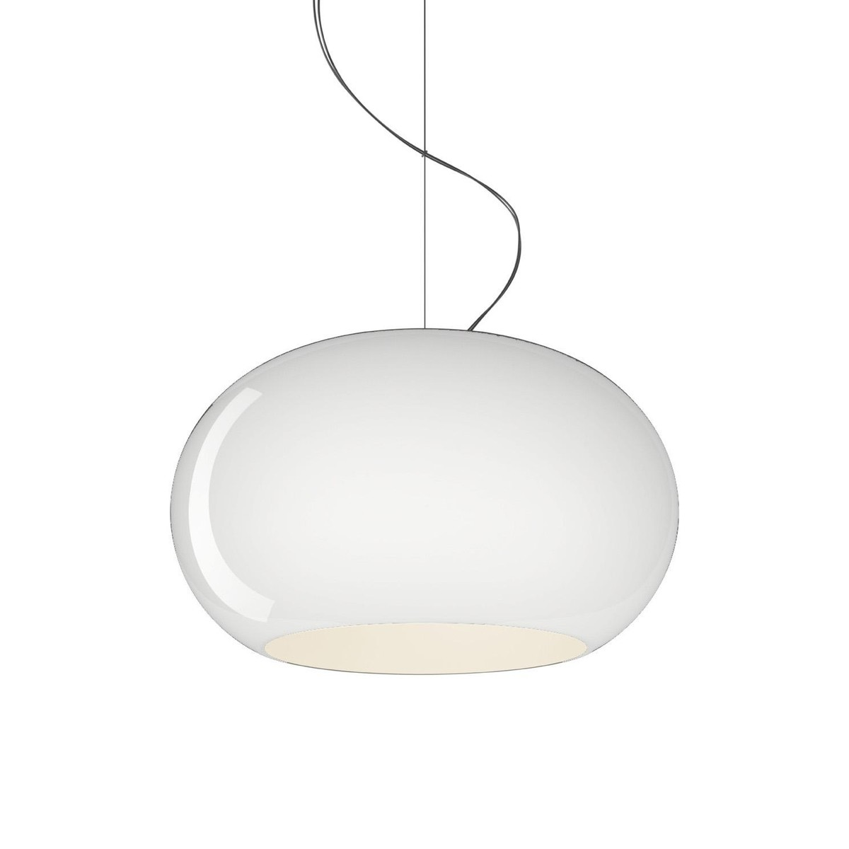 Buds 2 Lámpara colgante sin florón cable 5 metros E27 1x23W Blanco cálido