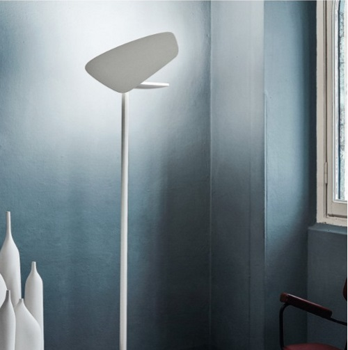 Lightwing Lámpara de pie LED 34W Blanco