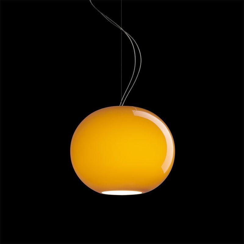 New Buds 3 (Accesorio) Cristal ambar brillante