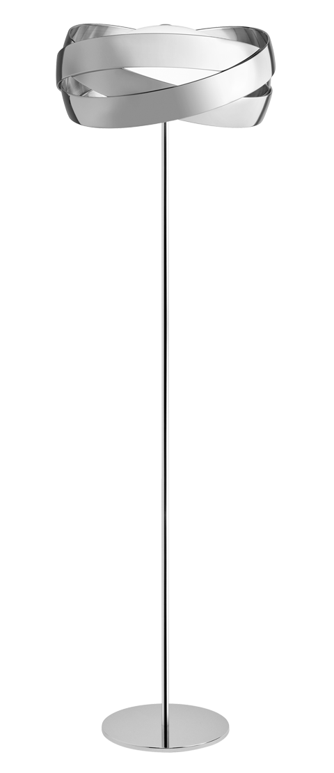 Siso P 2998 lamps of Floor Lamp Chrome