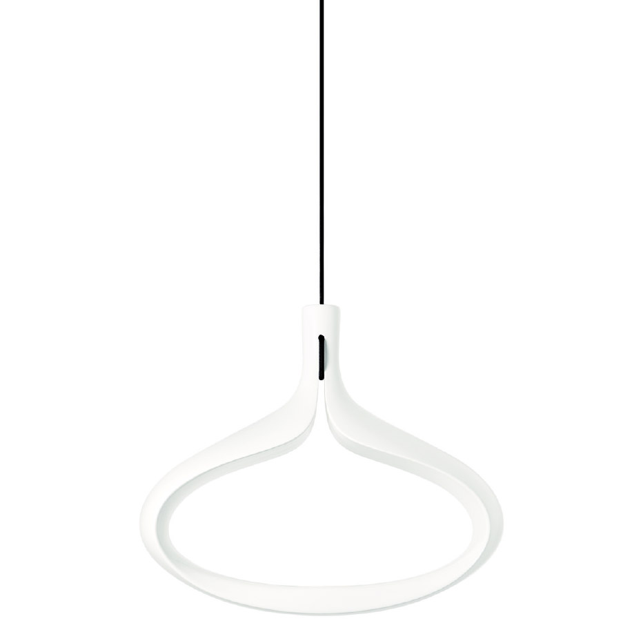 Ànima Pendant Lamp 10W LED White and Gold