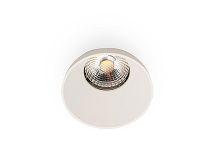 AIM EMPOTRABLE BLANCO 1 LED 3W 3000K 36°