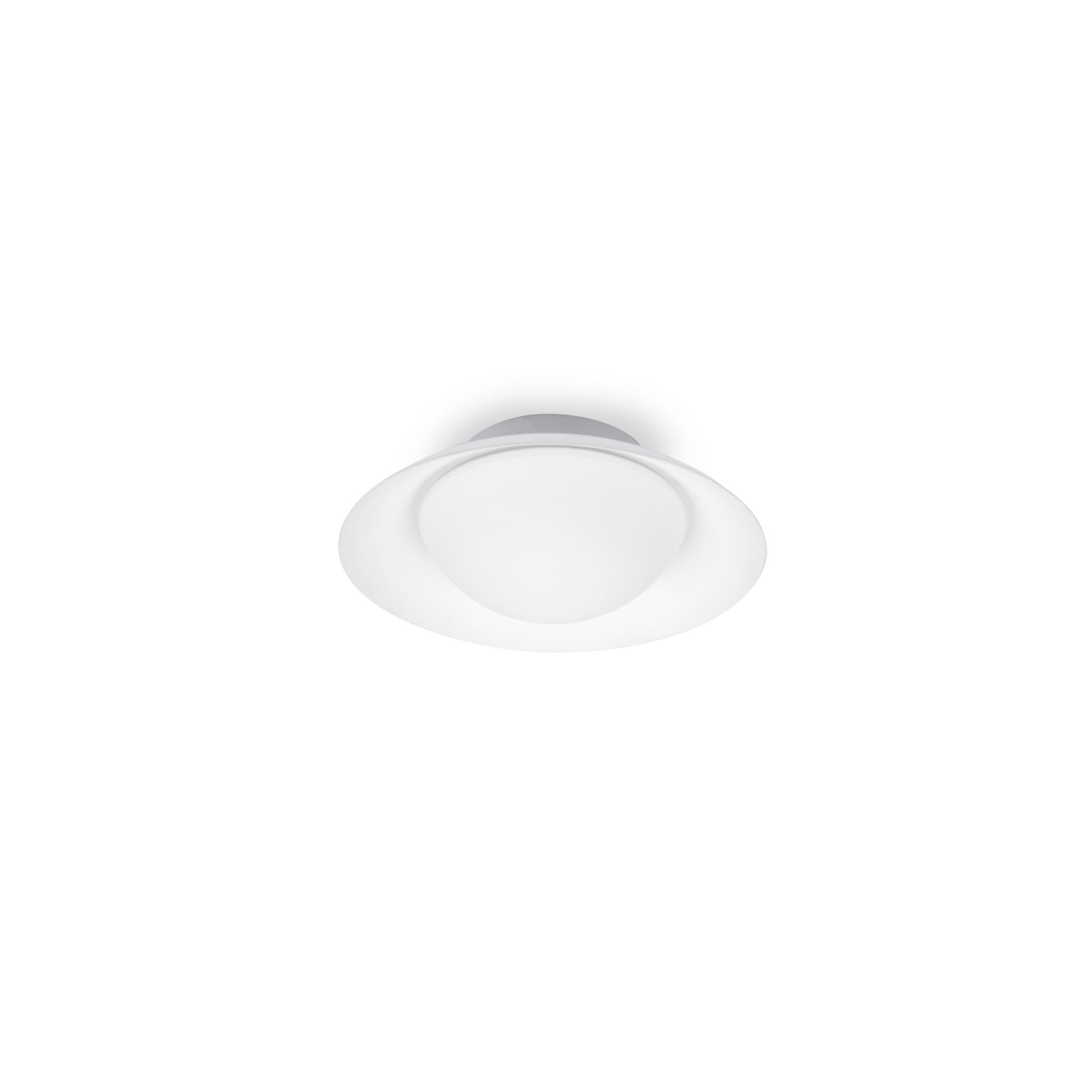 SIDE PLAFON Ø200 BLANCO/BLANCO G9 LED 28W