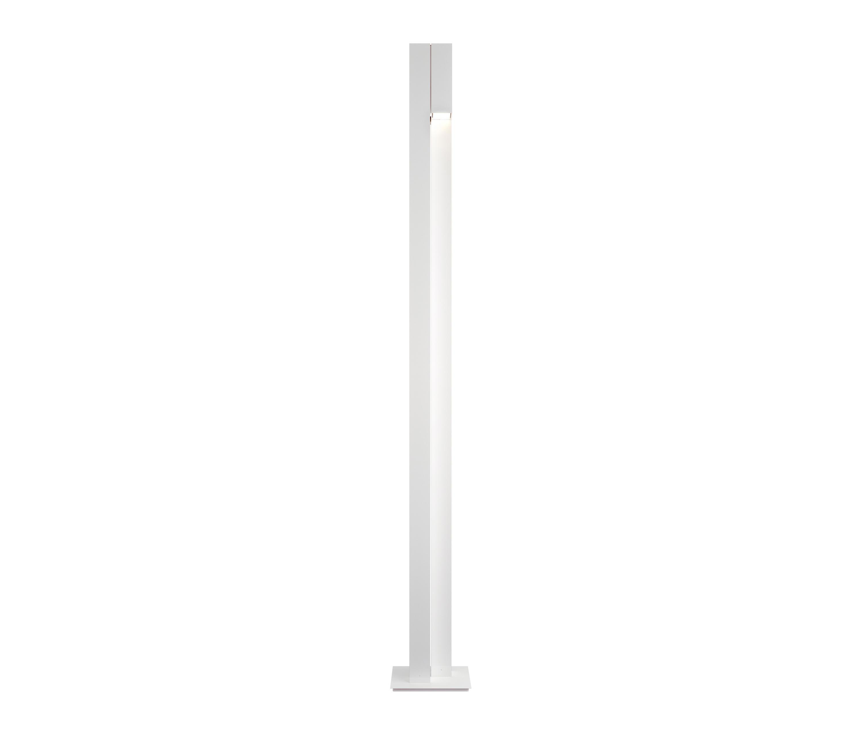 Duo P 3259 lámpara de Pie con regulador R7s 200w + GU10 2x50w Negro