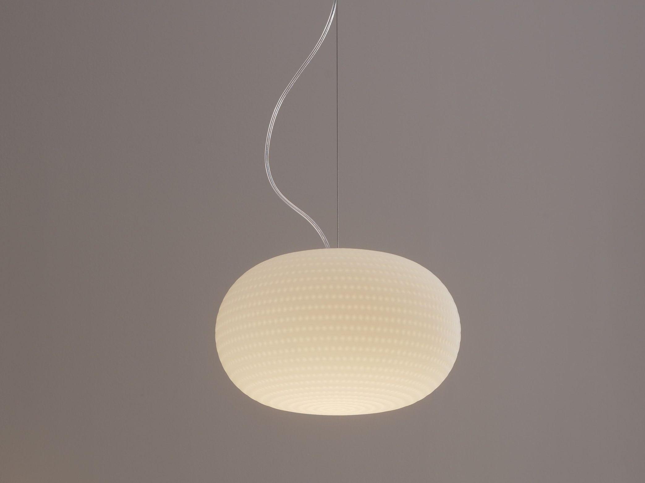 LAMP SOSP BIANCA SMALL LED 4,5W 230V BI RAL9002 NO ROSE