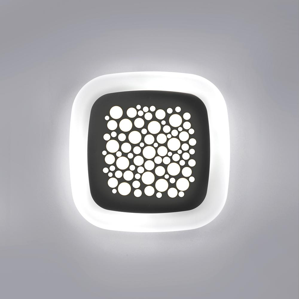 Pop Plafón LED 2xE27 12W Gris Marengo